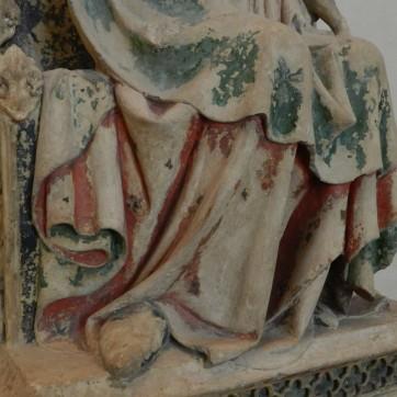 104 vierge a lenfant - nevers - drape
