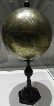 113 globe celeste avec pied 2