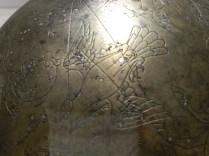 113 globe celeste detail 1