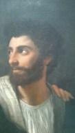 132 - autoportrait avec un ami - raphael - visage de lami