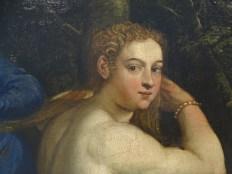 139 - tintoret - suzanne au bain - tête de suzanne