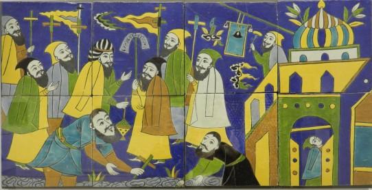 150 procession armenienne ispahan 4
