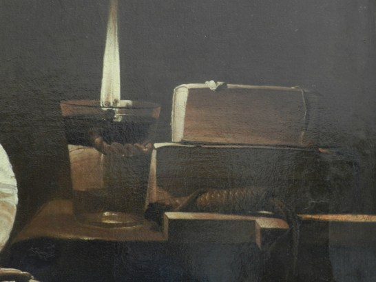 165 madeleine a la veilleuse - g de la tour - veilleuse