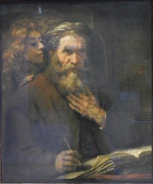 169 st matthieu - rembrandt 2
