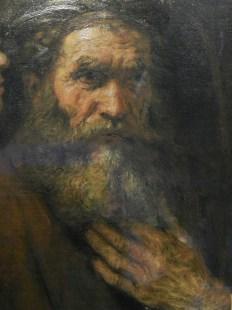 169 st matthieu - rembrandt - barbe