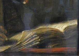 169 st matthieu - rembrandt - livre
