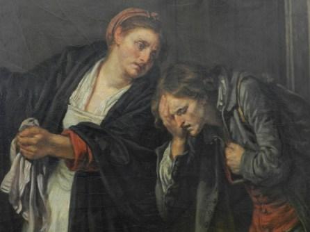 191 fils puni - greuze - scene droite