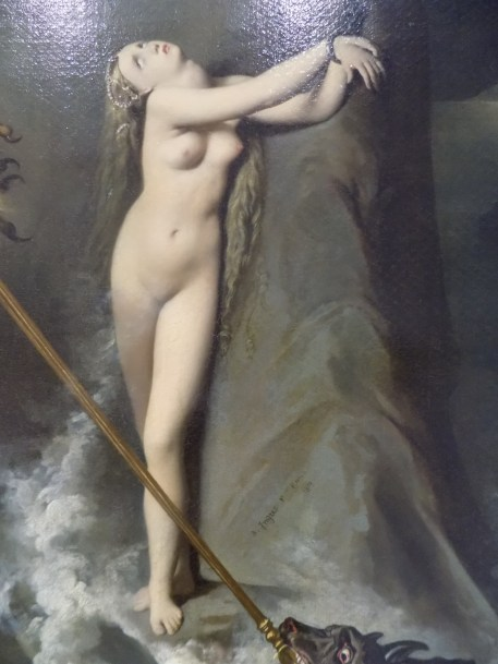 203 - ingres - roger delivre angelique - angelique