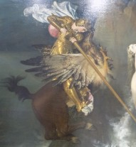 203 - ingres - roger delivre angelique - roger