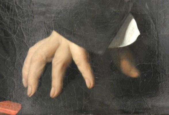 204 bertin - ingres - main gauche 2