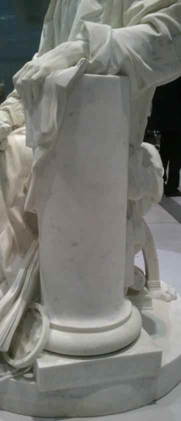 dalembert - f lecomte - colonne