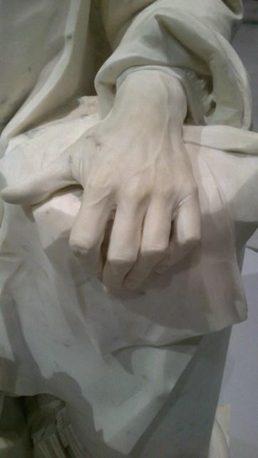 dalembert - f lecomte - main gauche