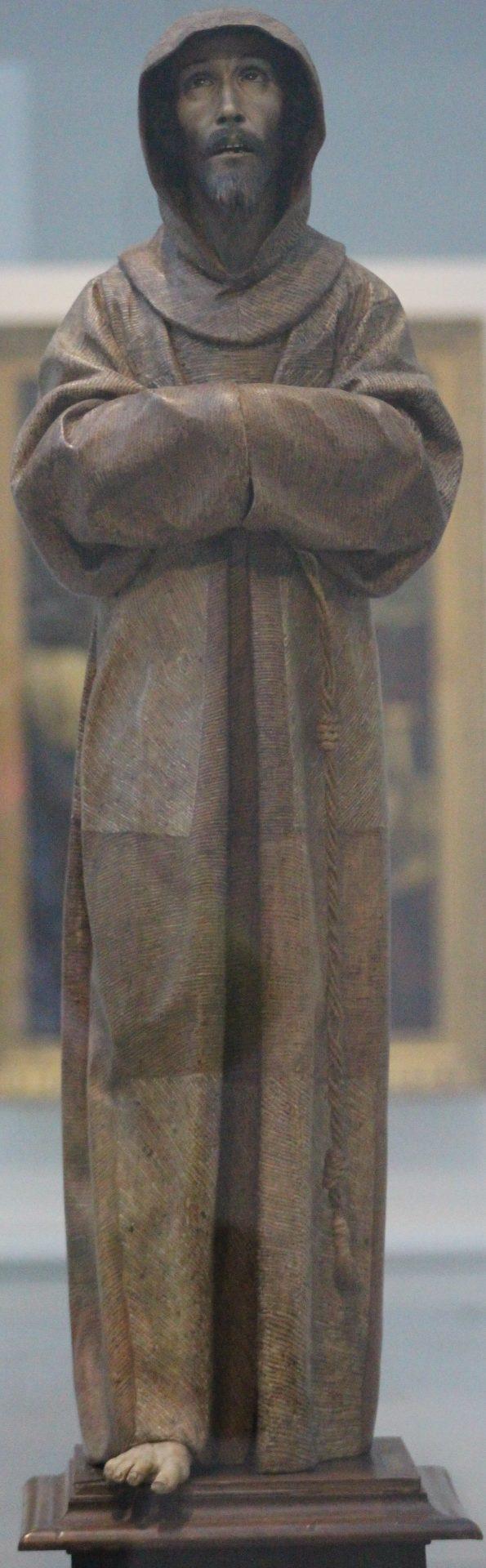 166 - St François mort
